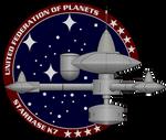 Star Trek TOS Starbase K7 Insignia