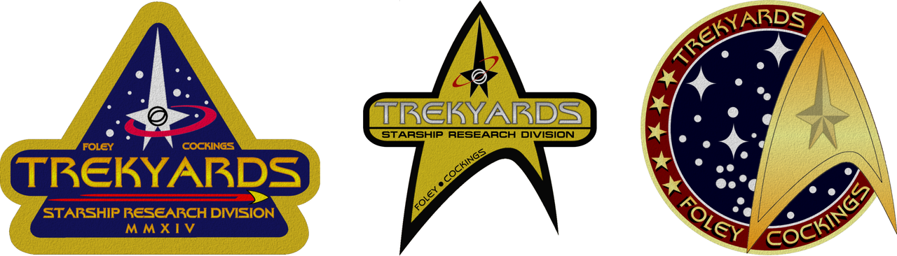 Trekyards Patch Commission by viperaviator