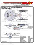 Star Trek Phase II Constitution (II) Class