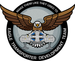Eagle Transporter Development Team Patch