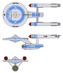 April's Enterprise by viperaviator