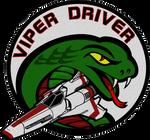 Battlestar Galactica Viper Driver Flight Patch