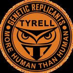 Blade Runner Tyrell Corporation Logo