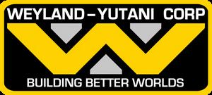 Weyland-Yutani Corp Logo by viperaviator