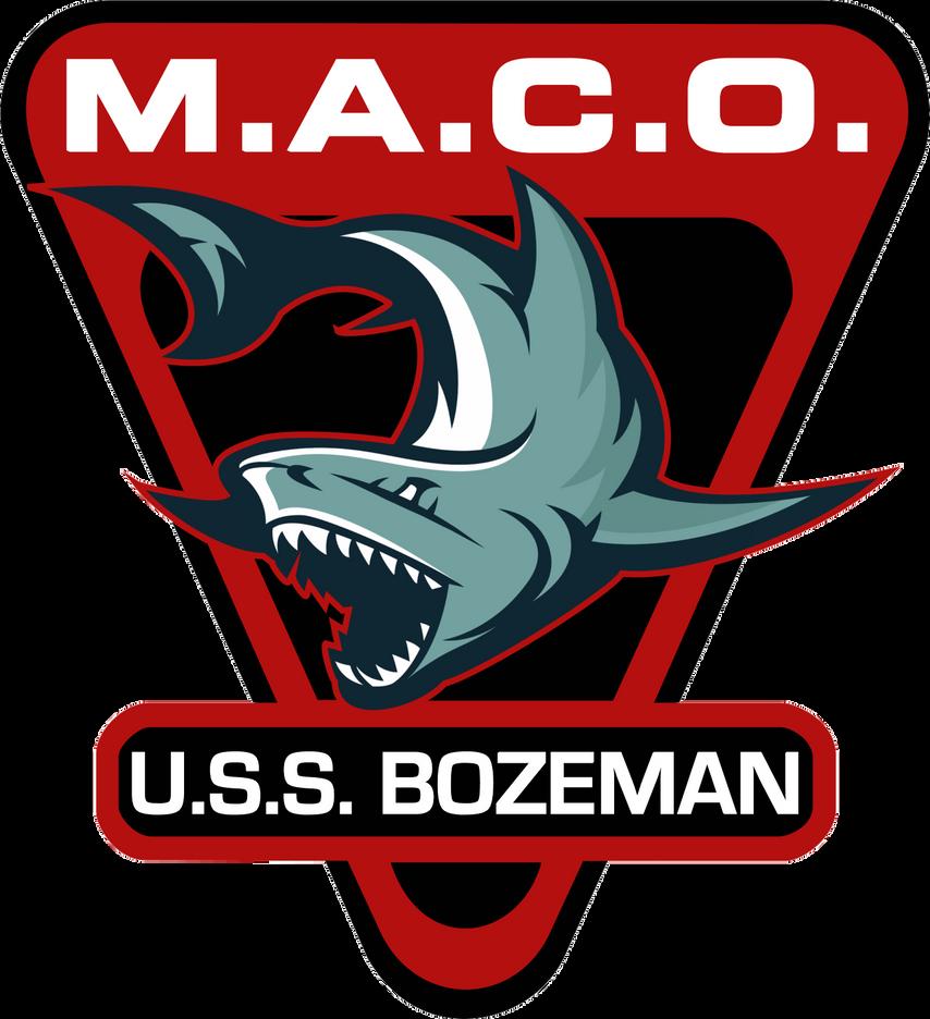 MACO Insignia USS Bozeman by viperaviator