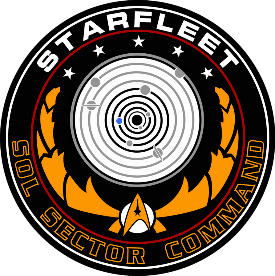 Starfleet Sol Sector Command Patch By Viperaviator On Deviantart