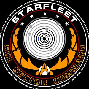 Starfleet Sol Sector Command Patch