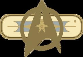Starfleet Officers Delta Movie Era by viperaviator