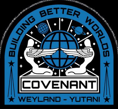 Alien Covenant Ship's Patch