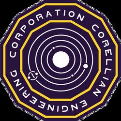 Corellian Engineering Corporation Logo