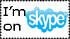 Skype stamp by cdr80700