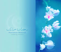 .Ramadhan Mubarak. by FaMz