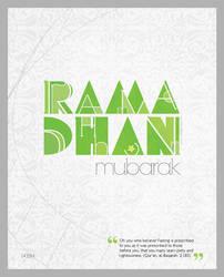 Ramadhan Mubarak 1432H