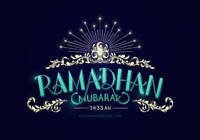Ramadhan Mubarak 1433H by FaMz