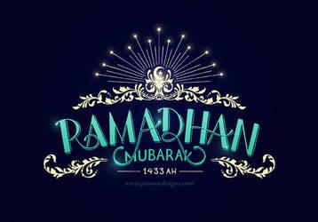 Ramadhan Mubarak 1433H