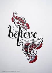 Believe in Yourself by FaMz