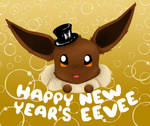 New Years Eevee