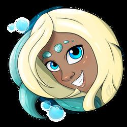 Mint Cream Mermaid