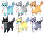 Cat Adoptable Batch [ CLOSED ]