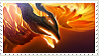 Dota 2 Stamp Phoenix by Demoneri