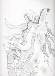 Bloodborne Fanart: Vicar Amelia