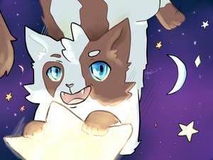 Star Riding (and Speedpaint)