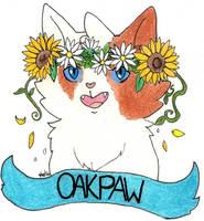 Oakpaw, Prince of Flowers