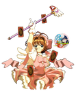 Sakura By Yaelinuyasha