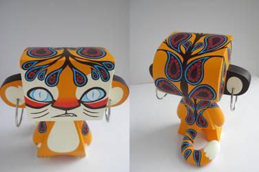 Mad L Tiger by konako