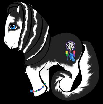 Husky Ponysona-Fayte