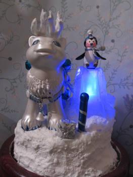 The Pale Winter Reindeer 7