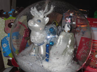 The Pale Winter Reindeer 8
