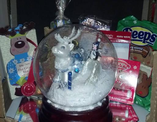 The Pale Winter Reindeer 10