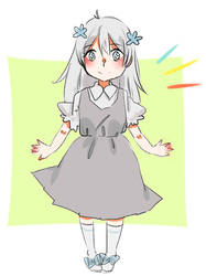 OC!Hotoru by shin000rin