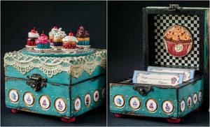 Cake Box I by Kokili