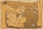 TREASURE MAP by Corynmv