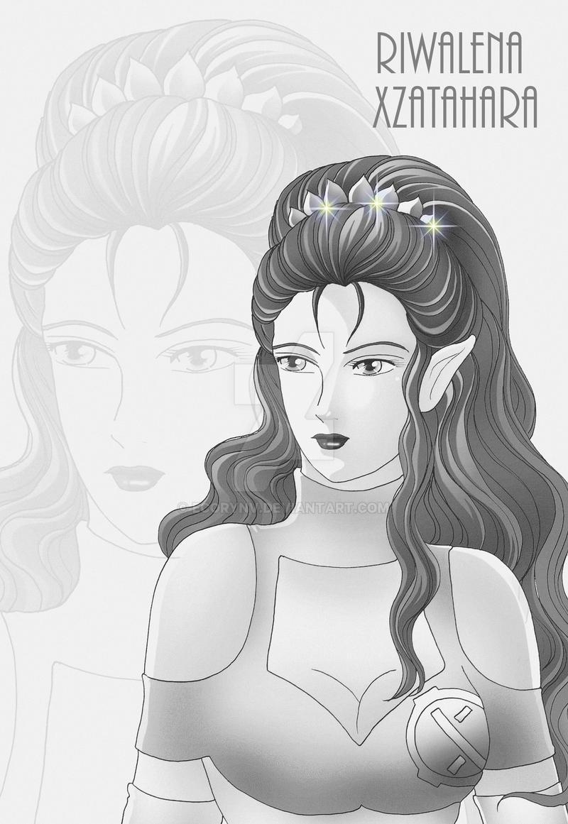 RIWALENA XZATAHARA by EcorynV
