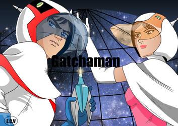Gatchaman by EcorynV