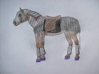 #039 Lavender Love - Armor