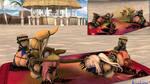 Summer Servant Discipline by Ropelover-Art