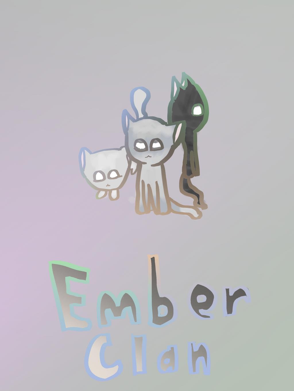 EmberClan (Warriors Fan Clan) by alliemews