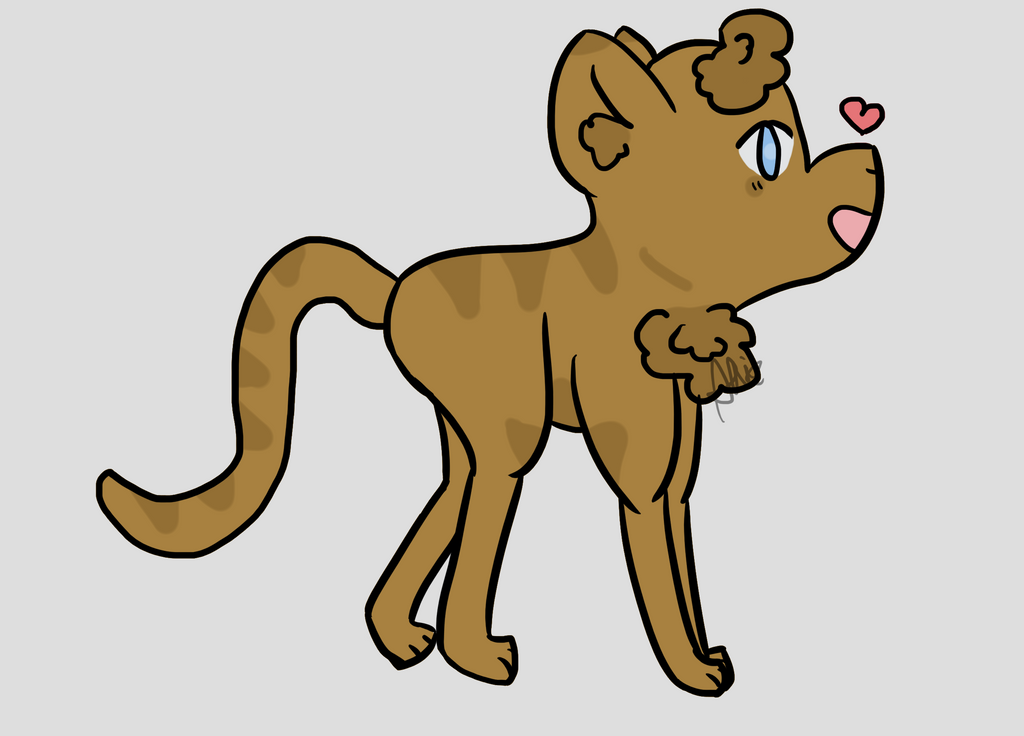 Laurence as a cat by alliemews