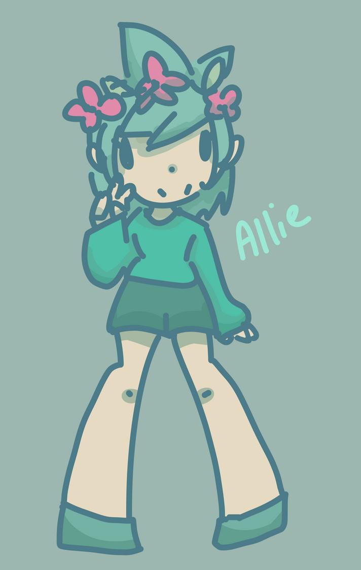 Sophie's Art Contest by alliemews