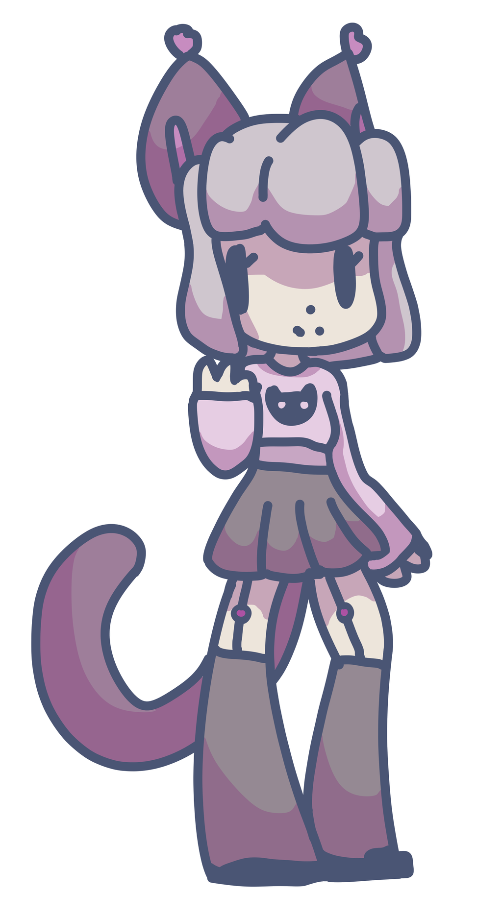 Meow by alliemews