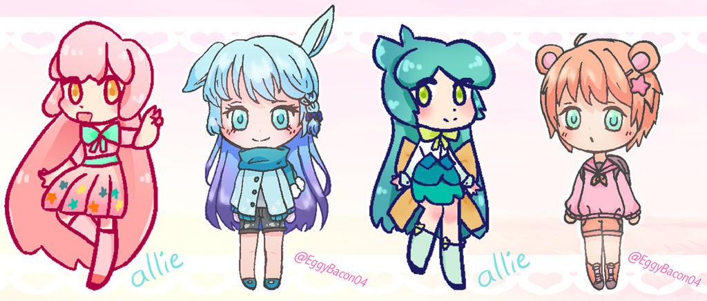 Adoptable Collab [AUCTION] [OPEN] by alliemews