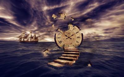 Clock in the Sea