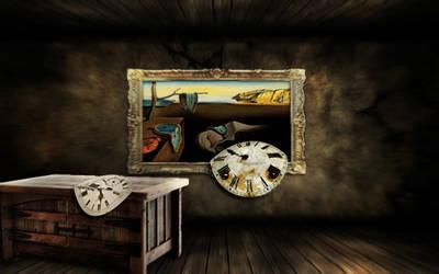 Surreal Clocks