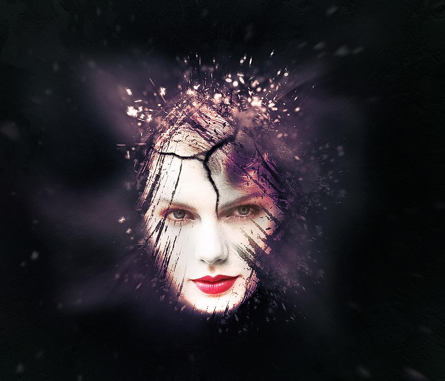 Mystic Taylor Swift by HateMind