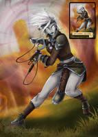 COM: Kor Soldier by KeishaMaKainn