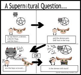 A Supernatural Question